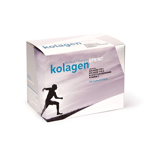 Collagen SPRINT, chewing tablets
